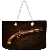 Gun - Us Pistol Model 1842 Weekender Tote Bag