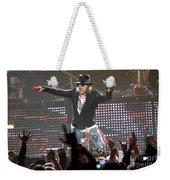 Guns N' Roses Weekender Tote Bag