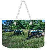 Guns Of Vicksburg Weekender Tote Bag