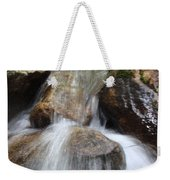 Gushing Water Weekender Tote Bag