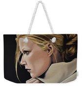 Gwyneth Paltrow Painting Weekender Tote Bag