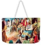 Gypsies Partying Weekender Tote Bag