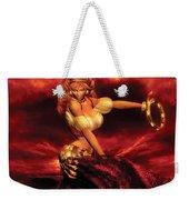Gypsy Dancer Weekender Tote Bag