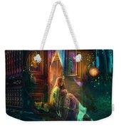 Gypsy Firefly Weekender Tote Bag