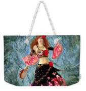Gypsy Queen Sofia The Bellydancer Weekender Tote Bag