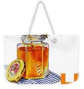 H Art Alphabet For Kids Room Weekender Tote Bag