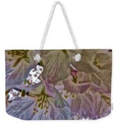 H Cherry Blossom Cont L Weekender Tote Bag