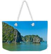 Ha Long Bay  Weekender Tote Bag