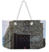 Haakon's Hall Weekender Tote Bag