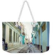 Habana Street Weekender Tote Bag