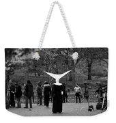 Habit In Central Park Weekender Tote Bag