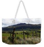 Hacienda El Porvenir Ranch View Weekender Tote Bag