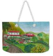 Hacienda Gripinas Old Coffee Plantation Weekender Tote Bag