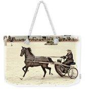 Hackney Pony Cart Weekender Tote Bag