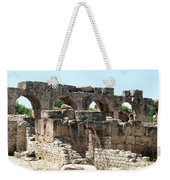 Hadrian's Baths Weekender Tote Bag