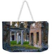 Hadrian's Villa Weekender Tote Bag