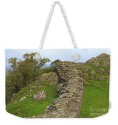 Hadrian's Wall Near Walltown Quarry Weekender Tote Bag