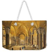 Haghia Sophia, Plate 12 The Meme Weekender Tote Bag