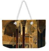 Haghia Sophia, Plate 8 The Imperial Weekender Tote Bag