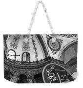 Hagia Sophia Dome Detail  Weekender Tote Bag