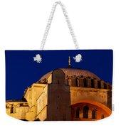 Hagia Sophia Evening Weekender Tote Bag