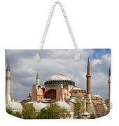 Hagia Sophia Istanbul Weekender Tote Bag