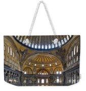 Hagia Sophia Museum In Istanbul Turkey Weekender Tote Bag