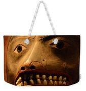 Tlingit Mask Weekender Tote Bag