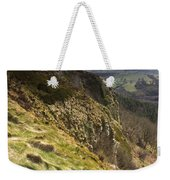 Hailstorm In The Distance Weekender Tote Bag