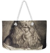 Hairy Maid, 17th Century Weekender Tote Bag
