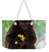 Hairy Monkey Weekender Tote Bag