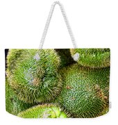 Hairy Peary Chayote Squash By Diana Sainz Weekender Tote Bag