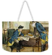 Hale & Washington In Nyc Weekender Tote Bag
