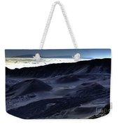 Haleakala Crater Hawaii Weekender Tote Bag