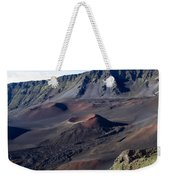 Haleakala Sunrise On The Summit Maui Hawaii - Kalahaku Overlook Weekender Tote Bag by Sharon Mau