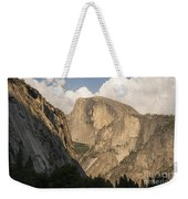 Half Dome As The Sun Drops In The Sky Weekender Tote Bag