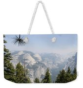 Half Dome Panorama View Weekender Tote Bag