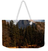 Half Dome Spring Weekender Tote Bag by Bill Gallagher