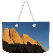 Half Moon At Garden Of The Gods Weekender Tote Bag