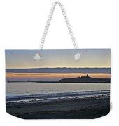 Half Moon Bay Sunset Weekender Tote Bag