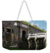 Halifax Citadel Weekender Tote Bag