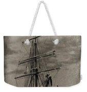 Halifax Harbour Weekender Tote Bag by John Malone