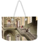 Hall And Staircase At The British Weekender Tote Bag