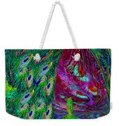 Hall Of Fairies Feather Dance Weekender Tote Bag
