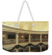 Hall Of Presidents Walt Disney World Panorama Weekender Tote Bag