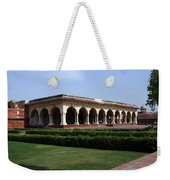 Hall Of Public Audience - Red Fort - Agra Weekender Tote Bag