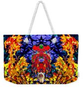 Hall Of The Color King Weekender Tote Bag