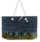 Halleys Comet 1682 Weekender Tote Bag