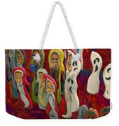 Halloween A Big Booo To You Weekender Tote Bag