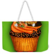 Halloween Cupcakes - Green Weekender Tote Bag